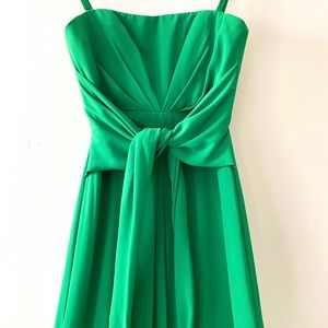 BCBG Emerald Green Dress